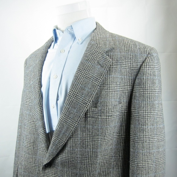 Brooks Brothers Other - Brooks Brothers Blazer 100% Camel Hair Men 48 R